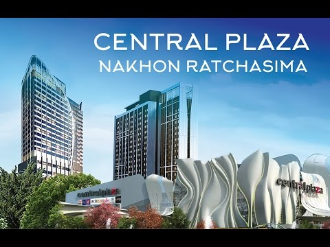 CentralPlaza Korat x The Metropolitan of The Northeastern Thailand