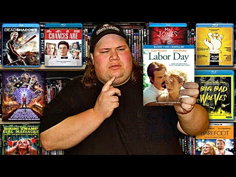 My Blu-ray Collection Update 4/19/14 : Blu ray and Dvd Movie Reviews