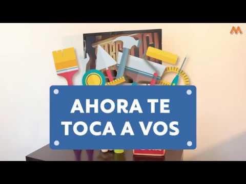 ¡Ahora te toca a vos! Soporte para TV - Sodimac Homecenter Uruguay