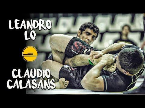 LEANDRO LO VS CLAUDIO CALASANS - SEASON 2