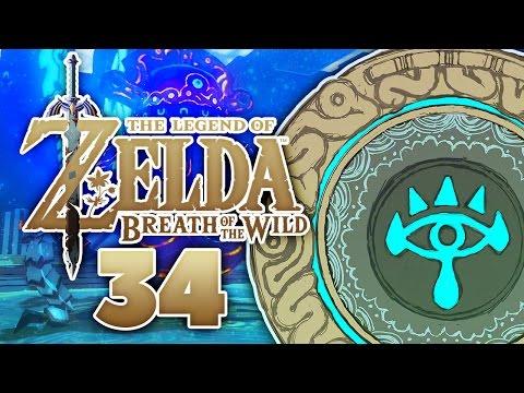 120 SCHREINE: GESCHAFFT! ⚔ #34 • Let's Play Zelda: Breath of the Wild