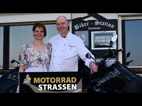 Motorradhotel und Bikertreff Lärmfeuer im Odenwald