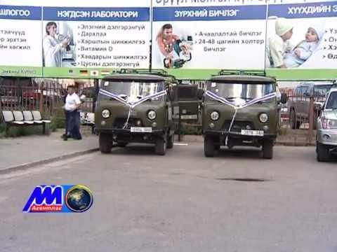 České sanitky ošetří v mongolské stepi tisíce lidí