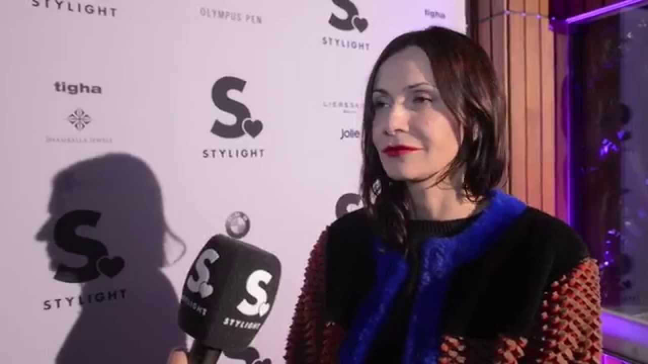 Stylight Fashion Influencer Awards 2015 ♥ Interview with Anita Tillmann