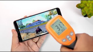 6GB Zenfone Max Pro M1 - Extreme Gaming, Battery & Temperature Test [PUBG, Asphalt 9, NFS, ROS] 🔥