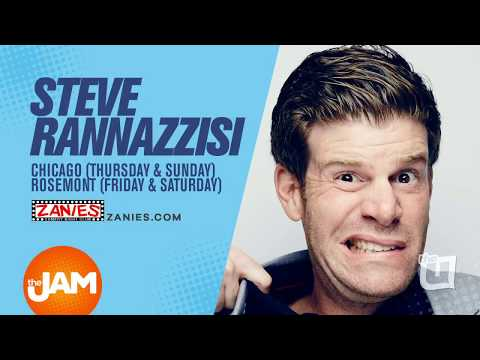 Steve Rannazzisi chats the Windy City, Curb your Enthusiasm, and his Podcast