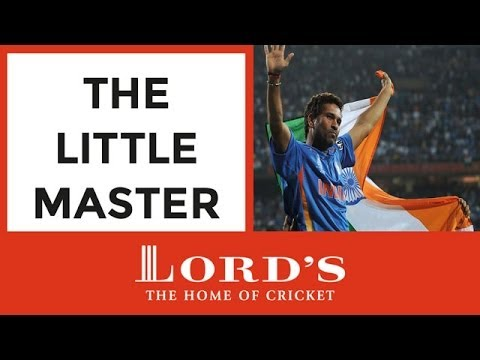 Sachin Tendulkar The Little Master Everything You Ever Wanted To Know