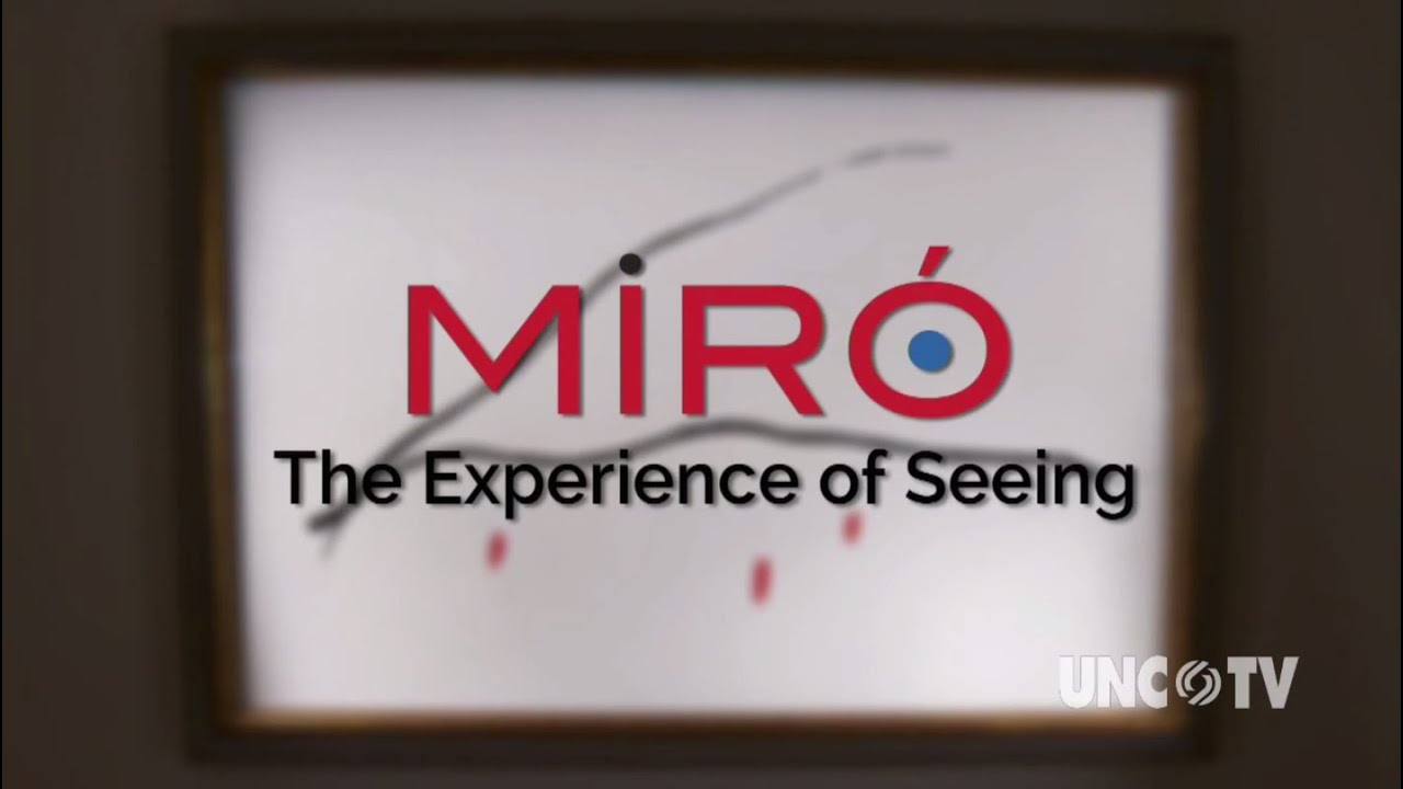 Image result for joan miro the experience of seeing