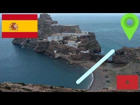 The OLDEST, Shortest & Weirdest Border In The World - SPAIN