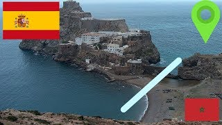 The OLDEST, Shortest & Weirdest Border In The World - SPAIN