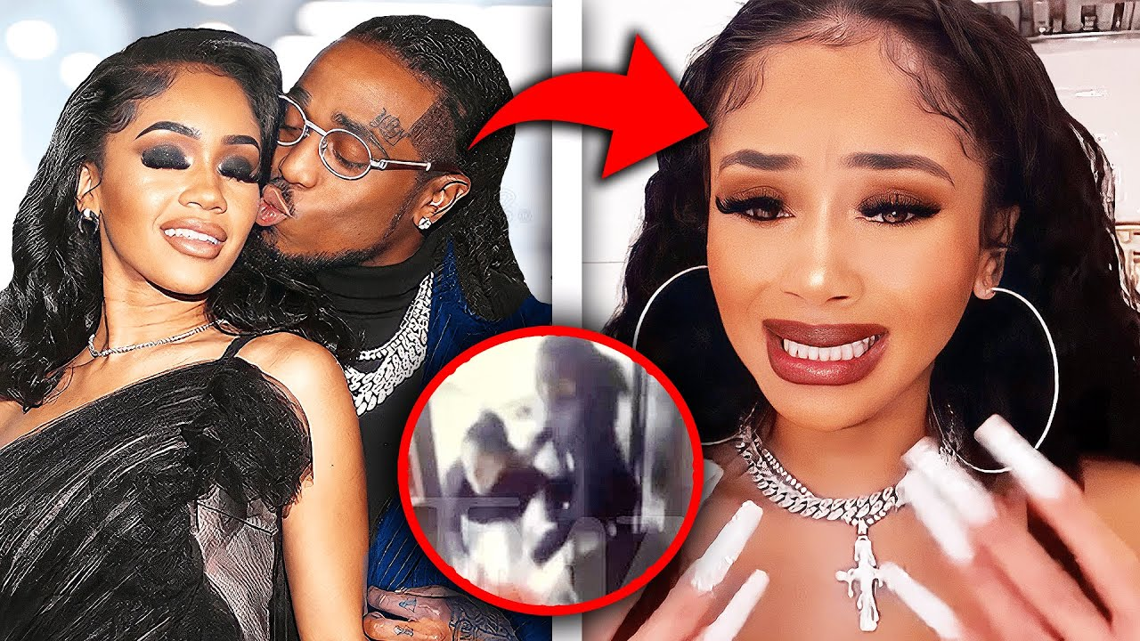 Saweetie Finally Reveals The DARK TRUTH About Her Relationship With Quavo
