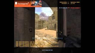 Counter strike 1.6: NaVi vs SK Zeus action [HD]