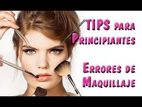 Tips Para Principiantes Errores B 225 Sicos De Maquillaje