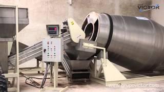Proyecto de Mezclado y Ensacado de Fertilizante para Greenhow - Grupo Victor