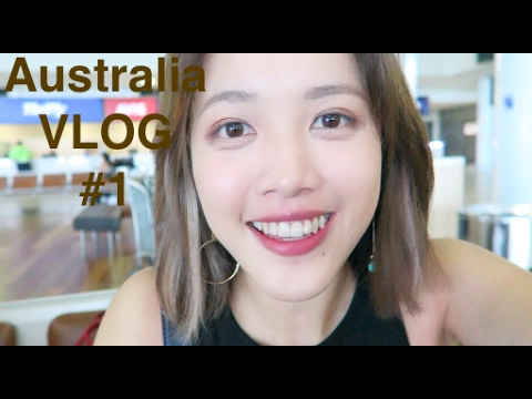 我去澳洲拉!!!//working holiday in Australia//Ashely