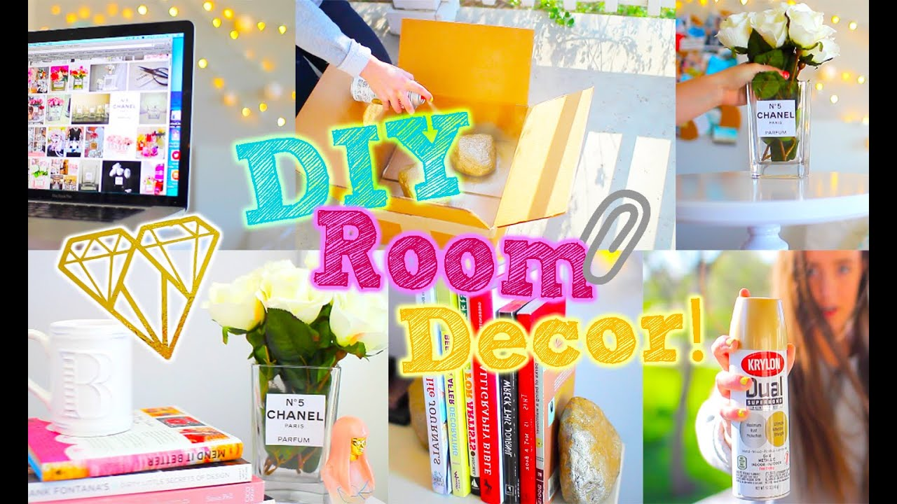 diy spring room decor cheap and cute breezylynn08