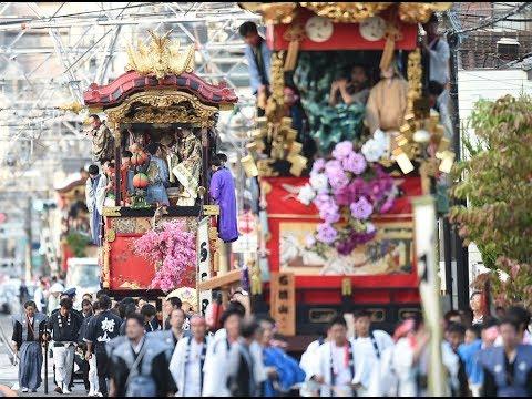 大津祭が本祭迎える