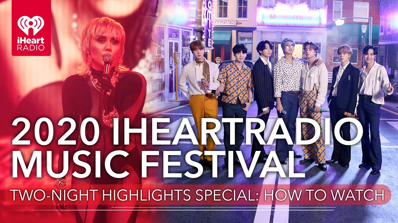 How To Watch The 2020 iHeartRadio Music Festival On The CW! | Fast Facts