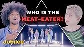6 Vegans vs 1 Secret Meat Eater