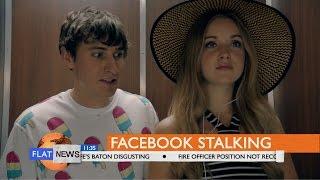 Online stalker - Flat TV: Preview - BBC Three