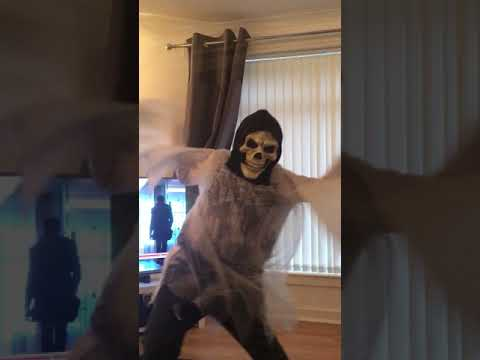 REAL LIFE SPOOKY SKELETON IN MY HOUSE(very Scary) GONE WRONG