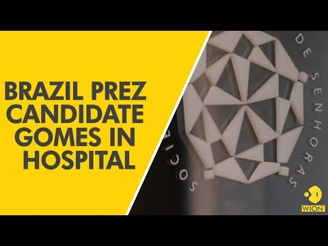 Brazil presidential candidate Gomes undergoes medical exams -campaign