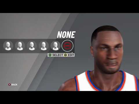 HOW TO GET A NBA PLAYER FACE SCAN IN NBA 2K20!