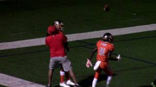 Orlando Phantoms #2 Chris Berrian Top 10 Clutch Catches