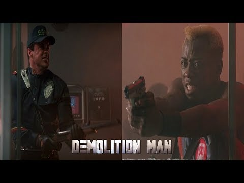 Demolition Man - Spartan Vs Phoenix [HD]