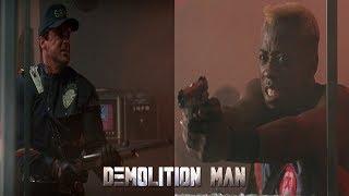 Demolition Man - Spartan Vs Phoenix