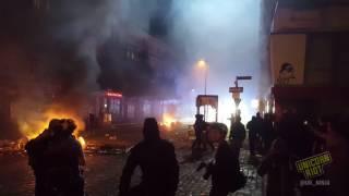 Riots Scorch Hamburg as G20 World Leaders Meet