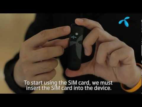 เริ่มต้นใช้งาน aircard speedy 7.2Mbps
