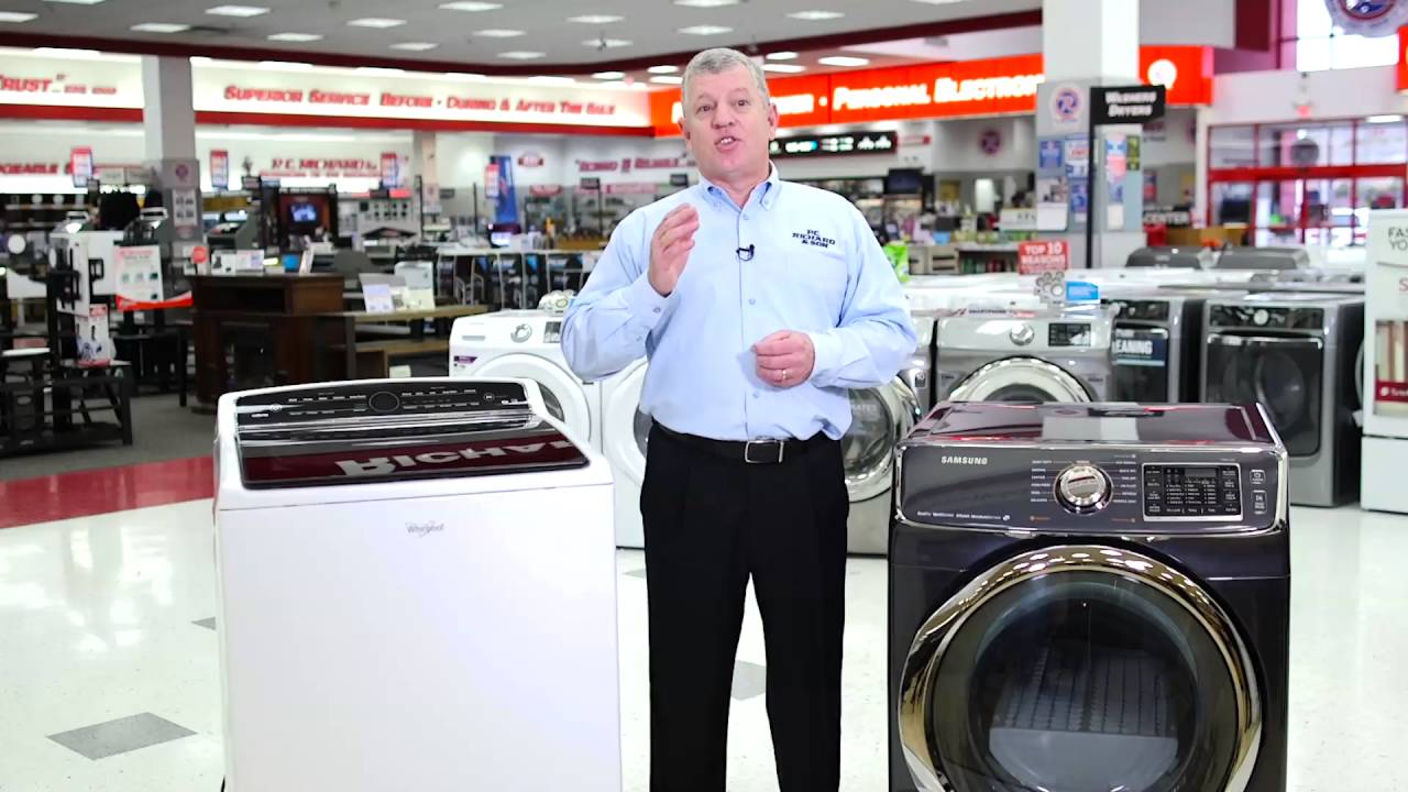 Washers Cycles And Features Youtube Lg Front Loading Washer Fc1207s3w