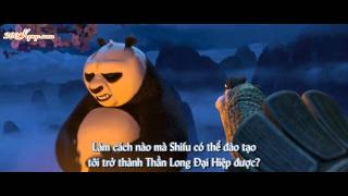 kungfu panda 2008 - today is present(Yesterday is history.Tomorrow is a mystery.But today is a gift,that's why it's called