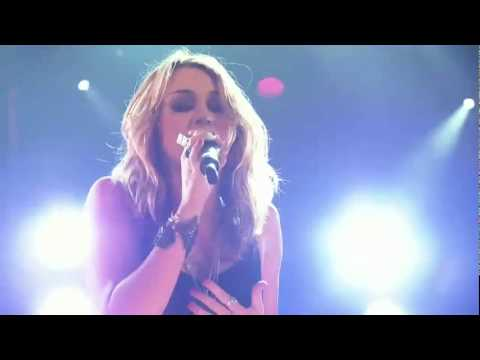 "Miley Cyrus Live on House of Blues ""Who Owns My Heart"""