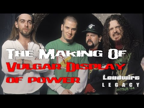 Pantera's 'Vulgar Display of Power' Part 1: The Making Of - Loudwire Legacy