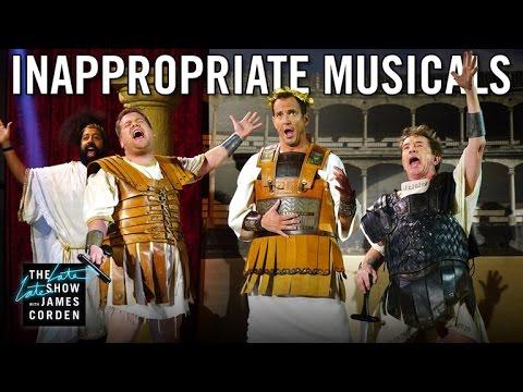 Inappropriate Musicals w Martin Short & Will Arnett