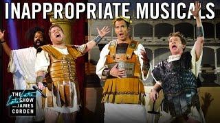 Inappropriate Musicals w/ Martin Short & Will Arnett