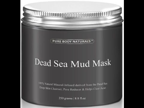 Dead sea mud mask singapore