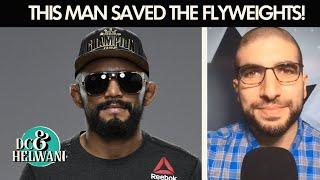 Ariel Lauds Deiveson Figueiredo's Star Potential After UFC 255 | DC & Helwani | ESPN MMA