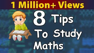 How to score Good Marks in Math? | 8 Tips to Study Math | Letstute