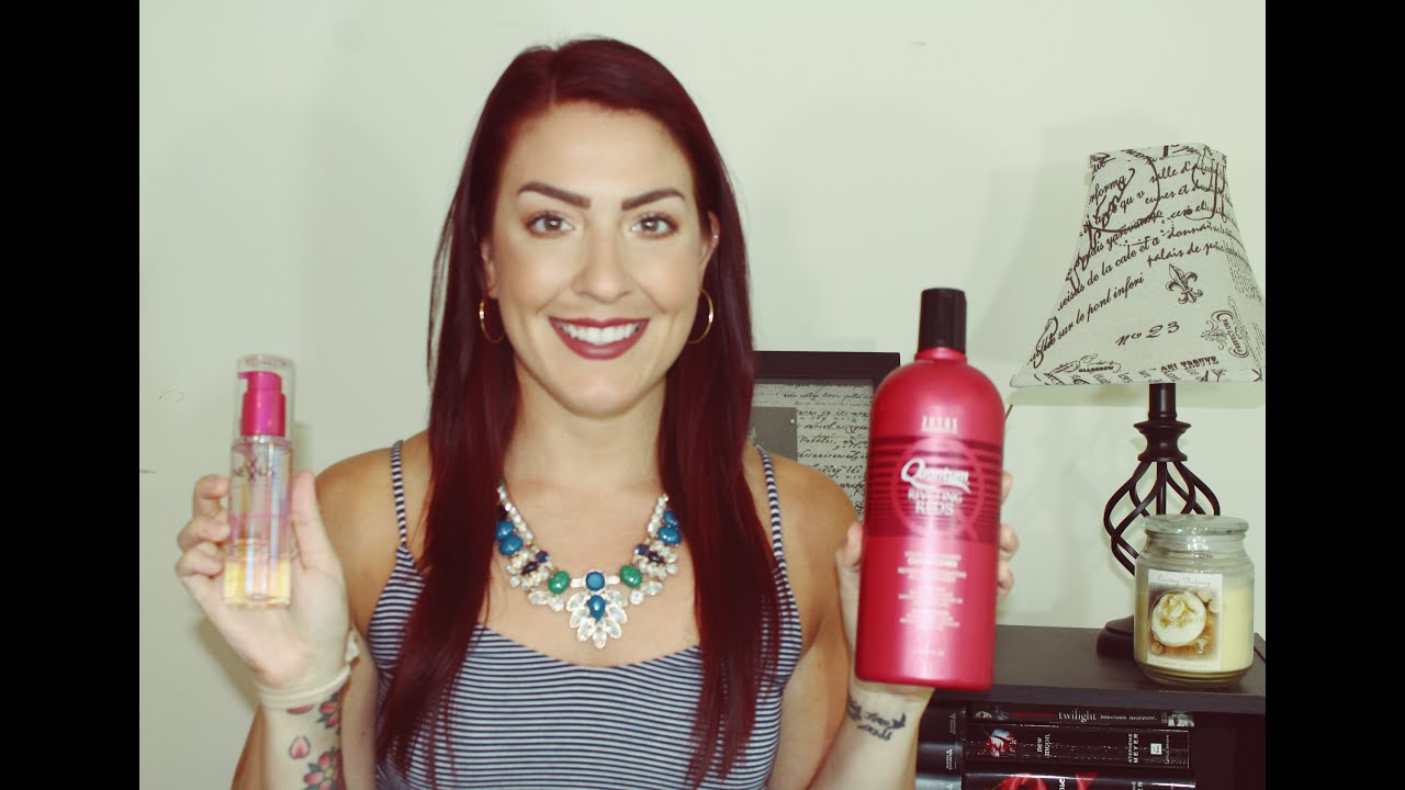 Red Hair Color Care Maintenance Youtube