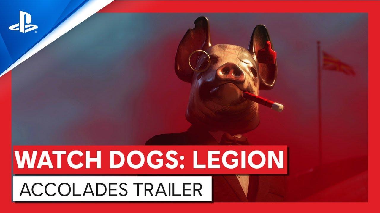 Watch Dogs Legion – trailer