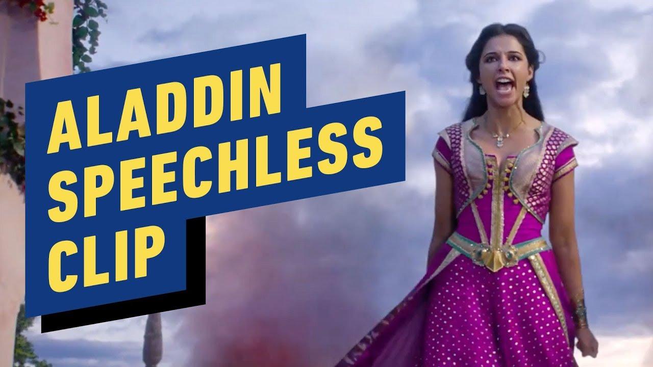 Aladdin (2019) -