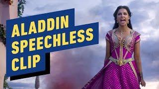 "Aladdin (2019) - ""Speechless"" Clip"