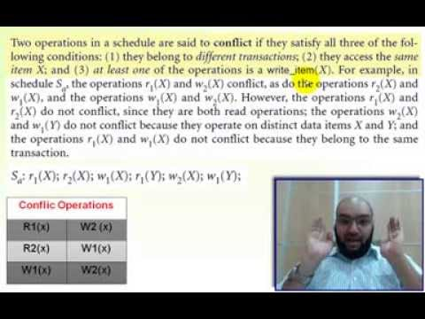 Chapter 21,17-Transaction Processing - Part 3