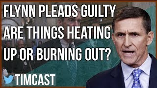 MICHAEL FLYNN PLEADS GUILTY - IS THE RUSSIA PROBE HEATING UP OR BURNING OUT?