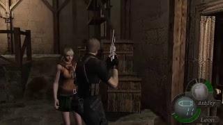 Resident evil 4 - PS4 AO VIVO