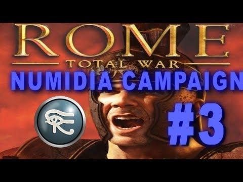 Rome: Total War Numidia Campaign #3