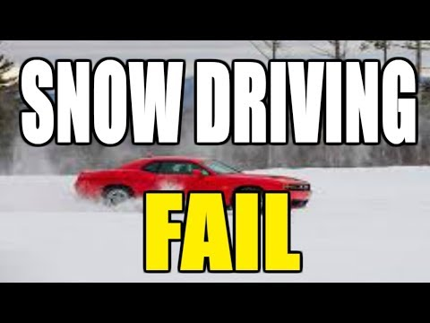 Top Ultimate Winter Stupid Drivers Fails 2019